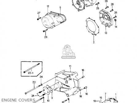 Kawasaki KZ1000P3 POLICE 1000 1984 USA parts lists and