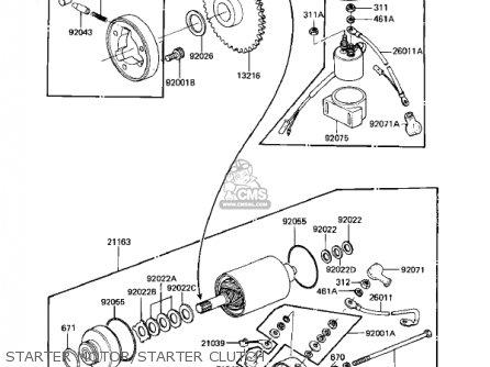 Kawasaki Power Generator Gas Generators Wiring Diagram