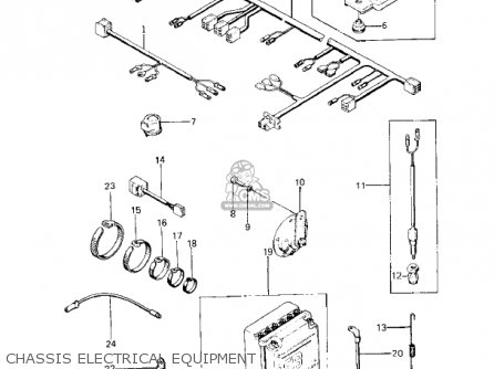 1977 Kz1000 Wiring Diagram 1977 Cb750 Wiring Diagram