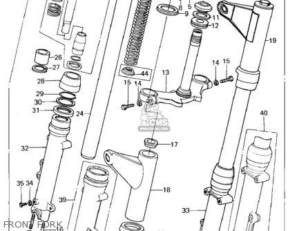 Kawasaki KZ650B3 1979 USA CANADA / MPH KPH parts lists and