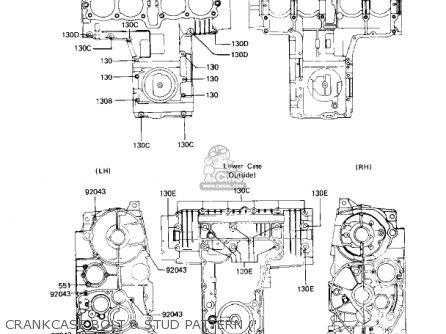 Kawasaki Kz750 Engine Kawasaki Versys Wiring Diagram ~ Odicis