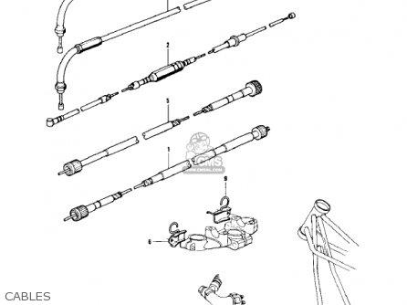 Kawasaki Kz900 B1 Ltd 1976 Usa parts list partsmanual