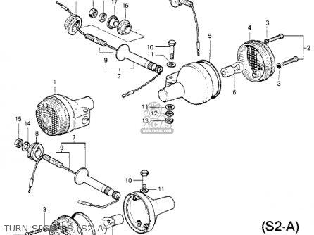 2 Stroke Ignition Switch 2 Stroke Oil Filter Wiring