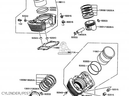 Kawasaki VN1500A13 VULCAN 1500 1999 USA CALIFORNIA parts