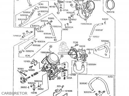 Kawasaki Vn 1600 Wiring Diagram Kawasaki En 500 Wiring