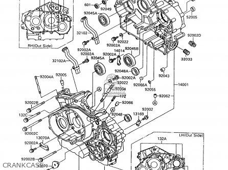 Kawasaki Vn1500a8 Vulcan 88 1994 Usa California Canada