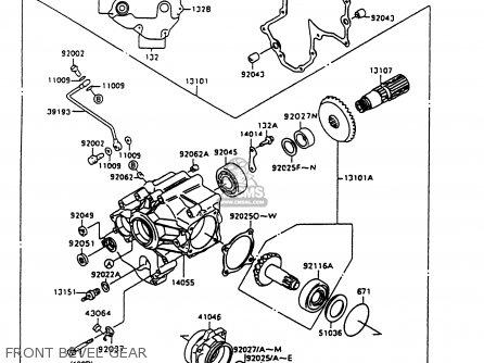 Kawasaki Vn1500c3 Vulcan 1500l 1996 Usa California parts