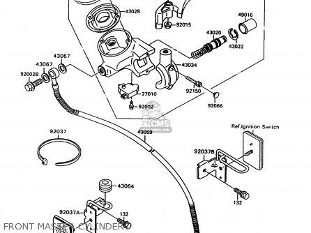 Harley Davidson Front Turn Signal Relocation
