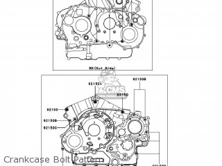 Kawasaki VN1600B8F VULCAN 1600 MEANSTREAK 2008 USA parts