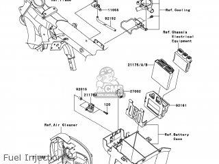 Kawasaki VN1700A9F VULCAN 1700 VOYAGER 2009 USA parts