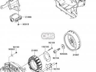 Kawasaki VN1700DEF CLASSIC TOURER ABS 2014 EUROPE,MIDDLE