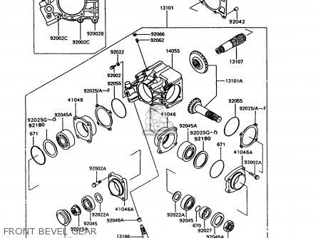 Kawasaki Vn750a11 Vulcan 750 1995 Usa California parts