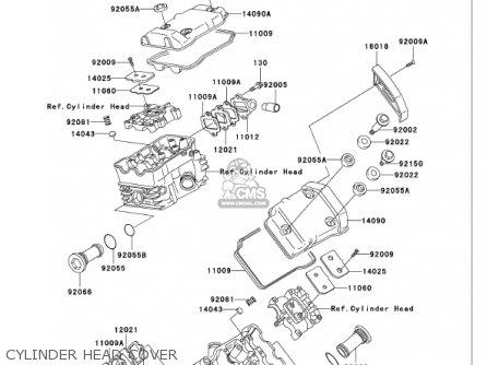 Kawasaki Vn750a18 Vulcan 750 2002 Usa California parts