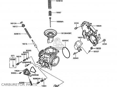 Kawasaki VN750A3 VN750 TWIN 1987 EUROPE FR UK AR IT NR ST