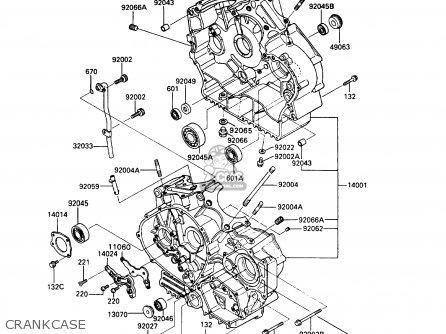 Kawasaki VN750A9 VN750 TWIN 1993 UNITED KINGDOM FR NL FG