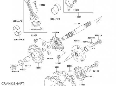 Kawasaki Motorcycle Diagrams F11 250, Kawasaki, Free