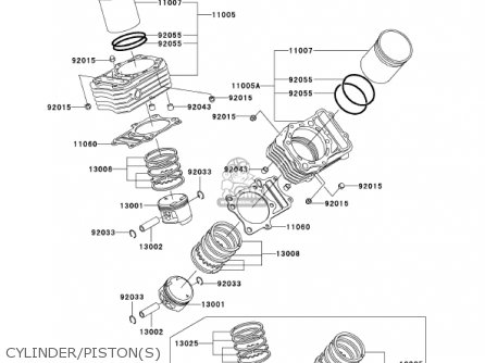 Kawasaki VN800A8 VULCAN 800 2002 USA CALIFORNIA parts