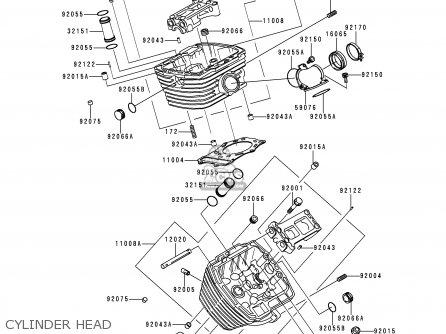 Kawasaki Vn800b2a Vn800 Classic 1997 Netherlands parts