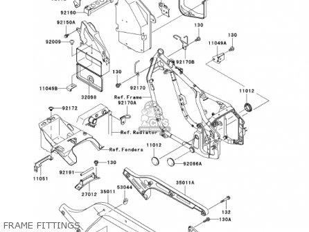 Kawasaki VN800B6 VULCAN 800 CLASSIC 2001 USA CALIFORNIA