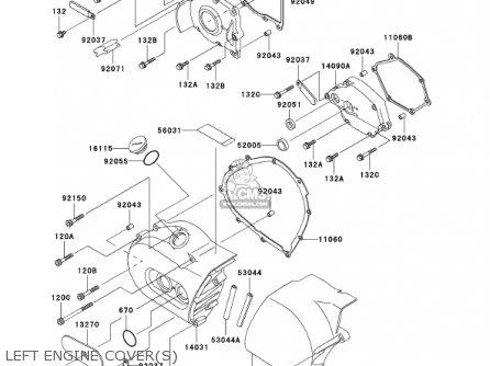 Kawasaki VN800E1 VULCAN 800 DRIFTER 2001 USA CALIFORNIA