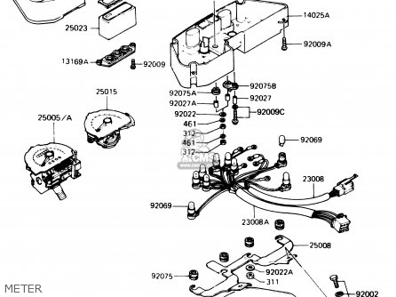 Yamaha Fj1100 Engine Yamaha FZ750 Engine Wiring Diagram