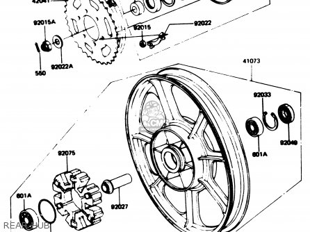 Honda Cbx Wiring Diagram Honda Alternator Diagram Wiring