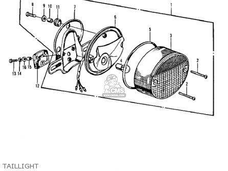 Honda Cb750 Ignition Schematics Honda CBR1000F Wiring