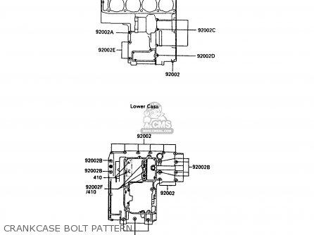 Kawasaki ZG1000A2 1000GTR 1987 EUROPE FR UK AR FG IT NR SD
