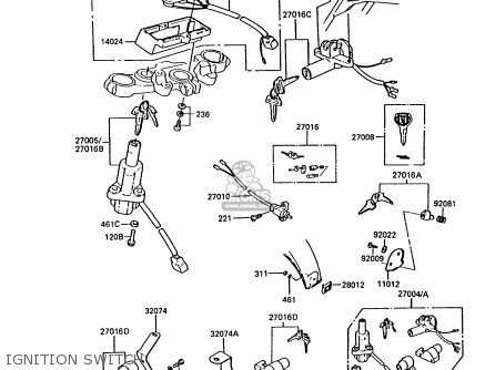 Kawasaki Zg1300a1 Z1300 1984 Europe Uk Fr Fg It Nr Sd