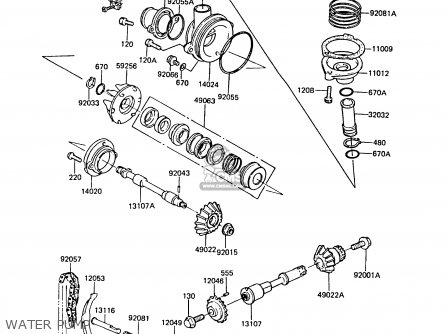 Engine Oil Pump Function Engine Blower Housing Wiring