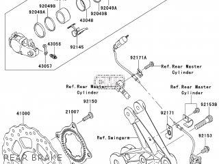 Kawasaki ZG1400CAF 1400GTR ABS 2010 EUROPE,MIDDLE EAST