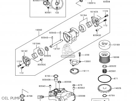 Kawasaki Zr1100d1 Zrx1100 1997 France Nl Nr Sd parts list