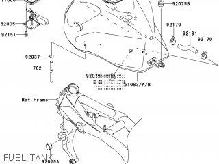 Kawasaki ZR750-K1H Z750S 2005 EUROPE,MIDDLE EAST,AFRICA,UK