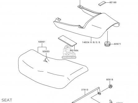 Kawasaki Zephyr 750 Wiring Diagram