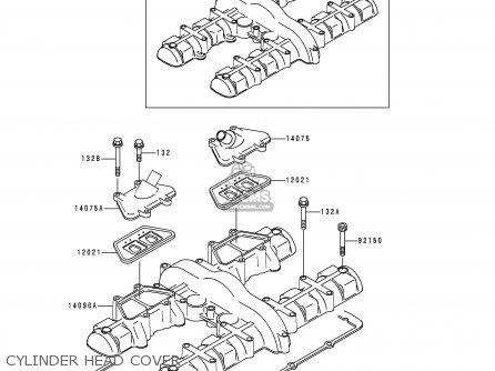 Kawasaki ZR750D2 ZEPHYR 750 1997 AUSTRIA FG parts lists