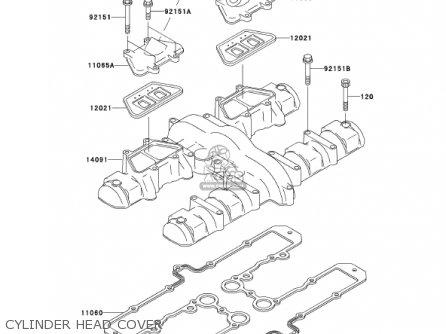 Kawasaki ZR750H2 ZR7S 2002 USA CALIFORNIA CANADA parts