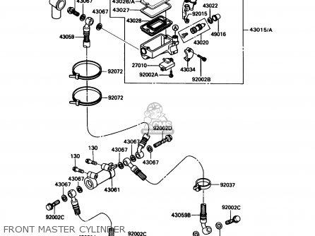 Kawasaki Zx1100c2 Zx11 1991 Usa California Canada parts