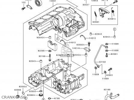 Kawasaki Zx1100d1 Zzr1100 1993 Europe Uk Fr Nl Ar Fg Gr It