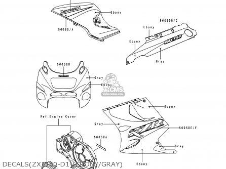 Kawasaki Zzr 1100 Wiring Diagram