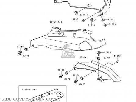 Kawasaki ZX1100D8 NINJAZX11 2000 USA CALIFORNIA CANADA