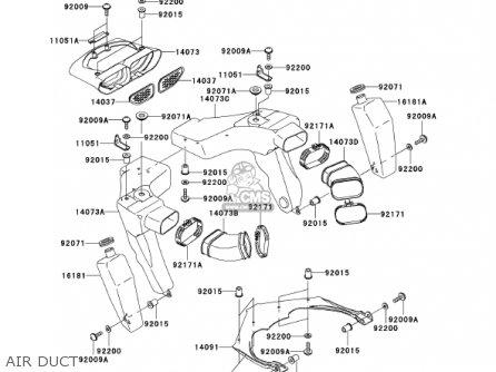 Kawasaki Zx1200a1 Zx12r 2000 Usa California Canada parts