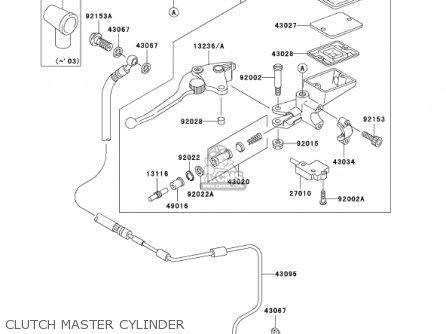 Kawasaki Zx1200c1 Zzr1200 2002 Usa California Canada parts