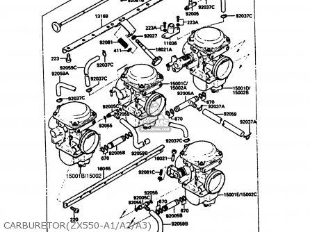 Kawasaki Ex500 Wiring Kawasaki ZX900 Wiring Diagram ~ Odicis