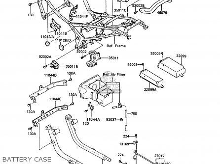 Kawasaki 650r Wiring Diagram, Kawasaki, Free Engine Image