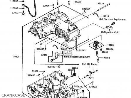 Kawasaki ZX600C1 NINJA 600R 1988 USA CALIFORNIA CANADA