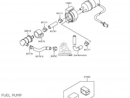 Kawasaki ZX600J1P NINJA ZX6R 2000 EUROPE UK FR IS NR parts
