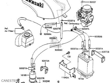 Kawasaki Z1 900 Wiring Diagram