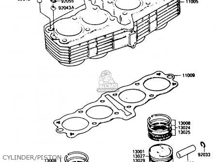 Kawasaki Zl 600 Wiring Diagram