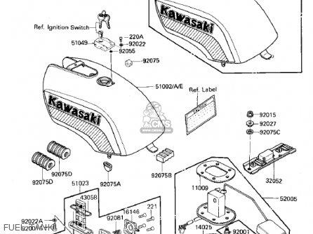 Kawasaki Bayou Klf300 Wiring Diagram Kawasaki 500 Wiring