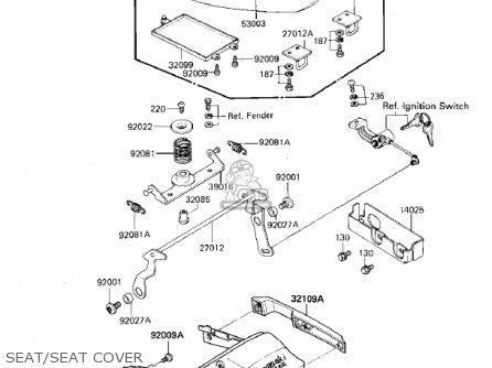 Kawasaki Zx750e1 Gpz750 Turbo 1984 Usa California Canada
